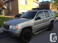 2000 Jeep Grand Cherokee Limited...4.7L V8, 275,000