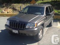 Make Jeep Model Grand Cherokee Year 2000 Colour