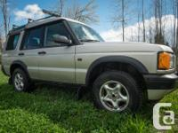 Make Land Rover Year 2000 Colour Beige kms 235077 MUST