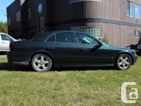 Make Lincoln Model LS Year 2000 Colour Dark green kms