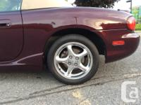 Make Mazda Year 2000 Colour Mahogany mica Trans Manual