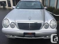 Make Mercedes-Benz Model E320 Year 2000 Colour Silver