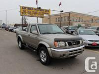 Khyber Motors LTD  2000 Nissan Frontier  TO SEE MORE