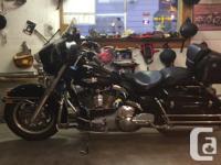 2000 Harley Davidson Police Special FLHTPI. 95 cubic