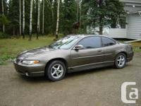 Superb health condition coupe with 162500 KM's. All