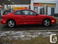 2000 Pontiac Sunfire gt for sale, needs some work. In