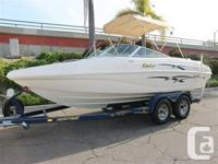 CLEAN AND CLEAR TITLE! Mercruiser 5.0L V8 Engine Alpha