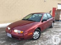 Make Saturn Model SL1 Year 2000 Colour Burgundy kms