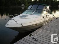2000 Sea Ray 215 Express Cruiser and custom Sea Ray