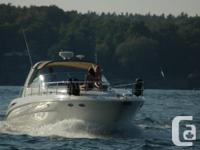 2000 Sea Ray 380 Sundancer in immaculate disorder, has