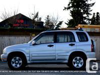 Make Suzuki Model Grand Vitara Year 2000 Colour Silver