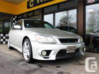 Make Toyota Model Altezza Year 2000 Colour Silver kms