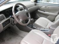 Make Toyota Model Camry Year 2000 Colour grey kms