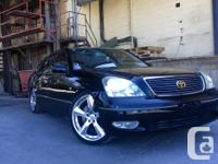 Make Toyota Year 2000 Colour black Trans Automatic kms