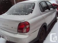 Make Toyota Model Echo Year 2000 Colour Grey kms 319
