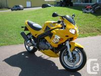 2000 Triumph Sprint RS Nice Clean Low Mileage Triumph