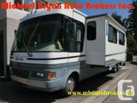 *** GO TO OUR WEB SITE FOR 80+ PHOTOS OF THIS MOTORHOME