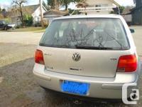 Make Volkswagen Model Golf Year 2000 Colour Silver