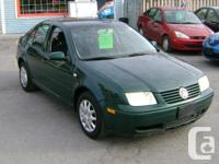 Make Volkswagen Model Jetta Year 2000 Colour Green kms