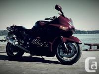 Make Kawasaki Model Ninja Year 2000 kms 81000 I need