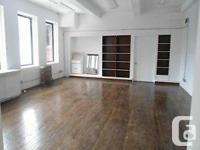 Office room 2000 square feet in a historic structure,