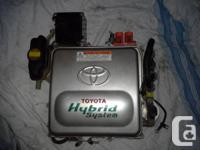 I'm selling many 2001-2003 Toyota Prius parts that are