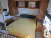 Excellent condition Mallard travel trailer for sale.