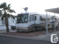 I am marketing my high-end 2001 Newmar Hill Aire
