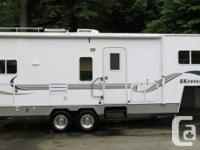 26 ft. 5th tire trailer (non cigarette smoker) -