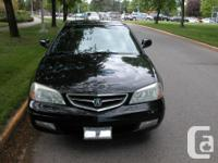 Make Acura Year 2001 Colour Black Trans Automatic kms