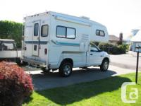 One owner,seldom used,interior like new.N/S beds,