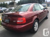 Make Audi Year 2001 Colour Red Trans Automatic kms