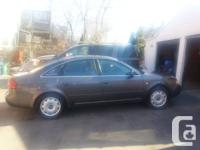 Selling my Audi. Fully loaded, sunroof, all wheel