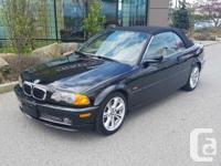 Make BMW Model 335i Year 2001 Colour Black kms 260000
