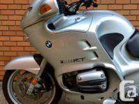 Make BMW Year 2001 kms 68000 Ride a Legend! Exceptional