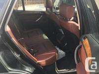 Make BMW Model X5 Year 2001 Colour Black kms 159000