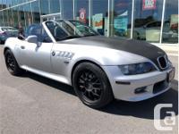 Make BMW Model Z3 Year 2001 Colour Silver kms 73813