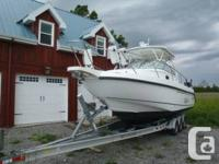 2001 Boston Whaler 275 Conquest   Status: USED (one
