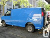 This Cargo van is in excellent shape and needs no work.