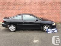 Make Chevrolet Model Cavalier Year 2001 Colour Black