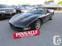 Make Chevrolet Model Corvette Year 2001 Colour Black