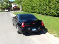 Make Chevrolet Model Monte Carlo Colour black Trans