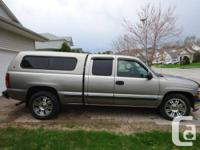 Extended Cab  Short Bed  20 inch aluminum rims with 285
