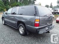 Make Chevrolet Model Suburban Year 2001 Colour grey for sale  British Columbia