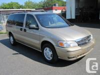 Make Chevrolet Model Venture Year 2001 Colour GOLD