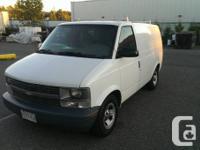 2001 Chevy Astro Cargo Van for sale Excellent