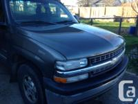 Make Chevrolet Model Silverado 1500 Year 2001 Colour