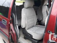 Make Chevrolet Model Venture Year 2001 Colour Red kms