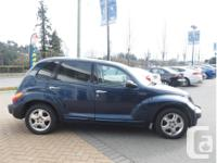 Make Chrysler Model PT Cruiser Year 2001 Colour Blue