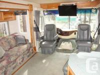 2001 Damon Intruder 350, Great RV. The RV is on a